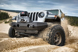 WARN FULL-WIDTH CRAWLER BUMPER WITHOUT GRILLE GUARD TUBE FOR JL, JK, & JT - 102145