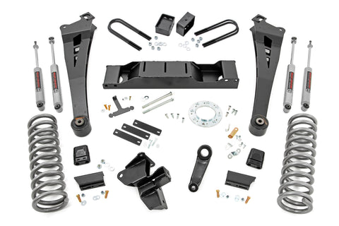 5in Dodge Radius Arm Suspension Lift Kit w/ AISIN Transmission (19-20 Ram 3500 4WD | Diesel)