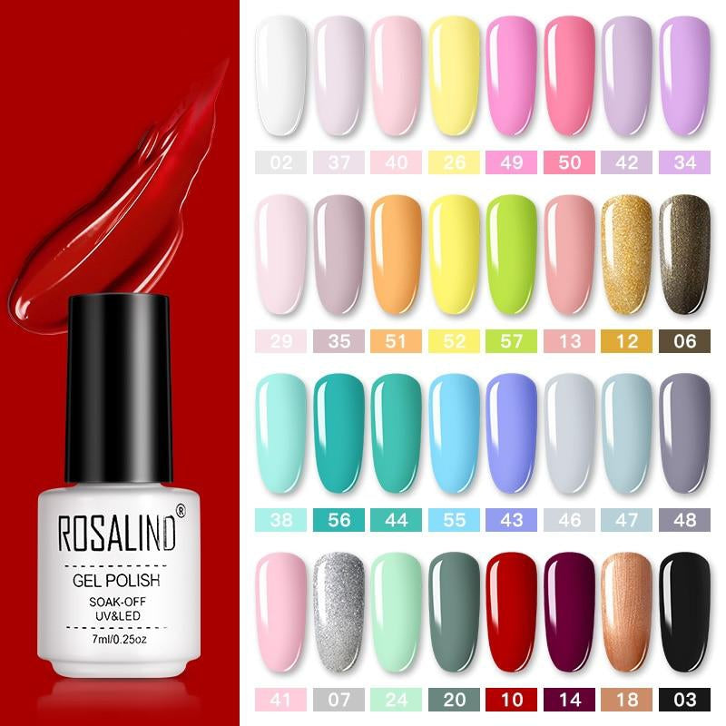 Rosalind Premium Series Gel Polish