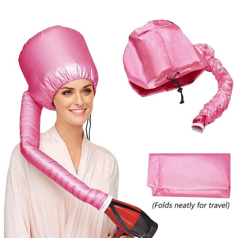 Quick Hair Drying Heat Cap