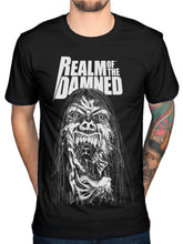 Load image into Gallery viewer, Official Realm Of The Damned 4 T Shirt New Merch Graphic Horror Novel Comic Book