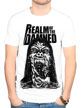 Load image into Gallery viewer, Official Realm Of The Damned 3 T Shirt New Merch Graphic Horror Novel Comic Book
