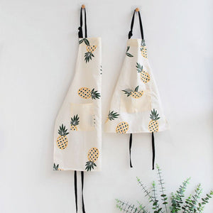 Adults Children's Kitchen Aprons Lovely Shape Enhance Parent-child Relationship Kitchen Cooking Appliance for Universal Supplies