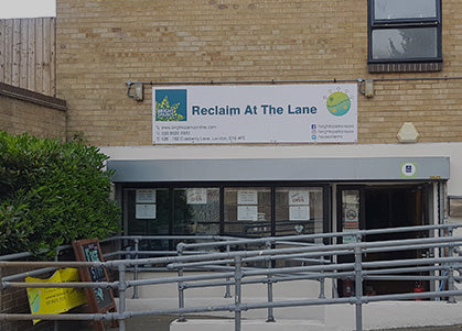 Bright Sparks Reclaim At The Lane 122-162 Cranberry Lane Canning Town London E16 4PE