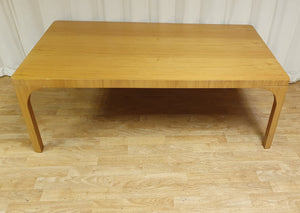 Faro Rectangular Walnut Coffee Table