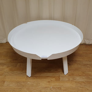 Modern Round Tray Table - Side/End/Coffee