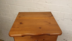 Tall Pine 9 Drawer Chest of Drawers
