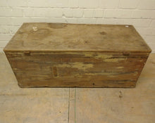 Load image into Gallery viewer, Antique 17th Century Six Plank Coffer - 181372
