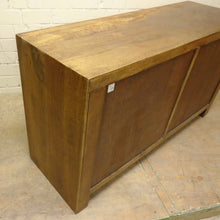 Load image into Gallery viewer, Solid Wood Sideboard Cabinet With 3 Drawers, 2 Cupboards - 171220-02
