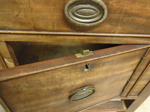 Antique Commode Cabinet - 110121-03