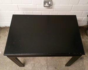 Black Side/End Table - 120121-03