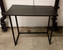 Load image into Gallery viewer, Compact Folding Computer Desk, Black - 190121-09