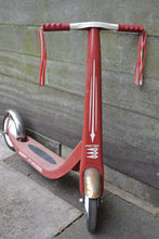 Load image into Gallery viewer, Vintage Retro Red Radio Flyer Child's Scooter