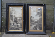 Load image into Gallery viewer, Pair of Douglas Graham Landscape Prints, Framed & Signed - 159819/159818