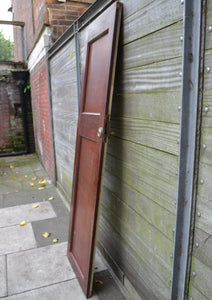 2 Panel Solid Wood Door