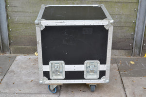 Case Line Flight Case Wheeled Rack