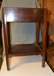 Vintage Side/Bedside Table With Single Drawer