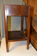 Load image into Gallery viewer, Vintage Side/Bedside Table With Single Drawer