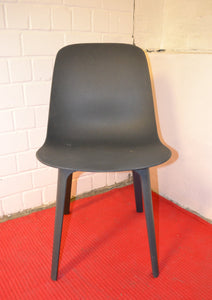 IKEA ODGER Chair, Blue - 160221-08
