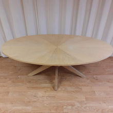 Load image into Gallery viewer, Oval Coffee Table - Malmo by Dunelm