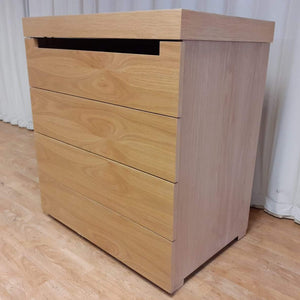 David Phillips Harvard 4 drawers Chest of Drawers