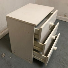 Load image into Gallery viewer, Small 3 Drawer Chest of Drawers, White - 1803009