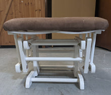 Load image into Gallery viewer, Henley Upholstered Rocking Footstool - 140421-02