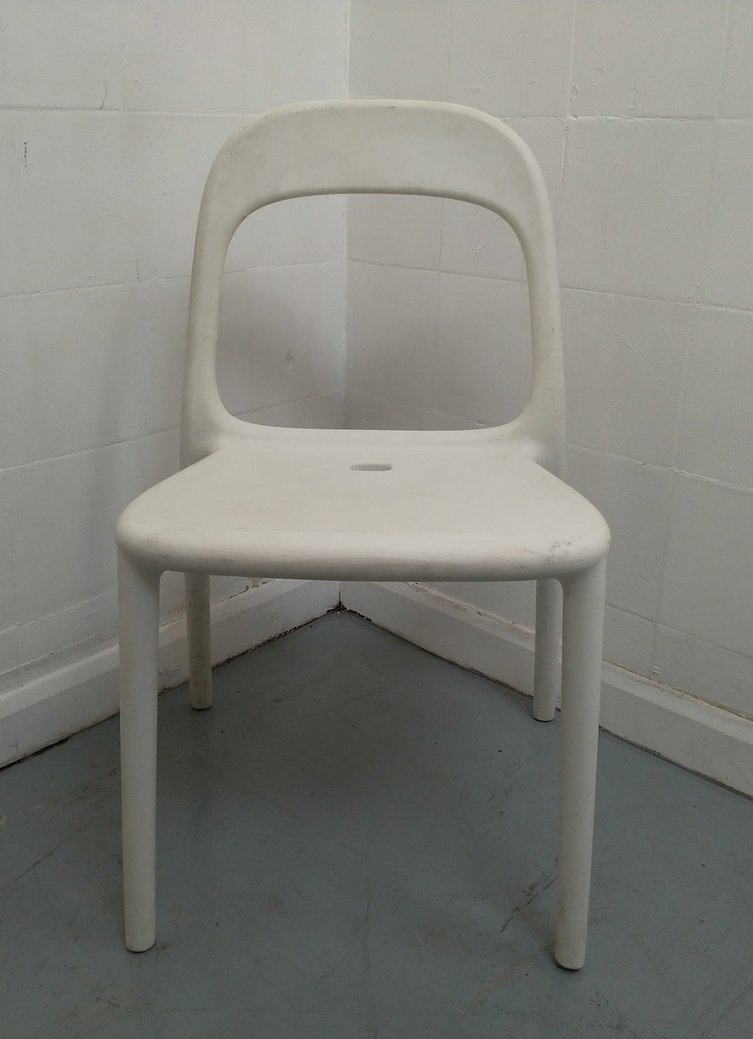 IKEA URBAN Dining Chair, White - 060421-13