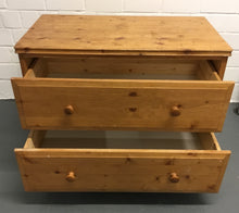 Load image into Gallery viewer, 2 Drawer Wooden Chest Of Drawers - 290321-24