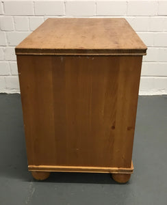 2 Drawer Wooden Chest Of Drawers - 290321-24