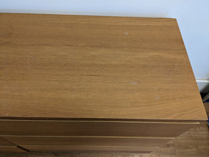 IKEA MALM 6 Drawer Wide Chest of Drawer - 300421-02