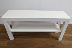 IKEA LACK TV Bench, White - 185799