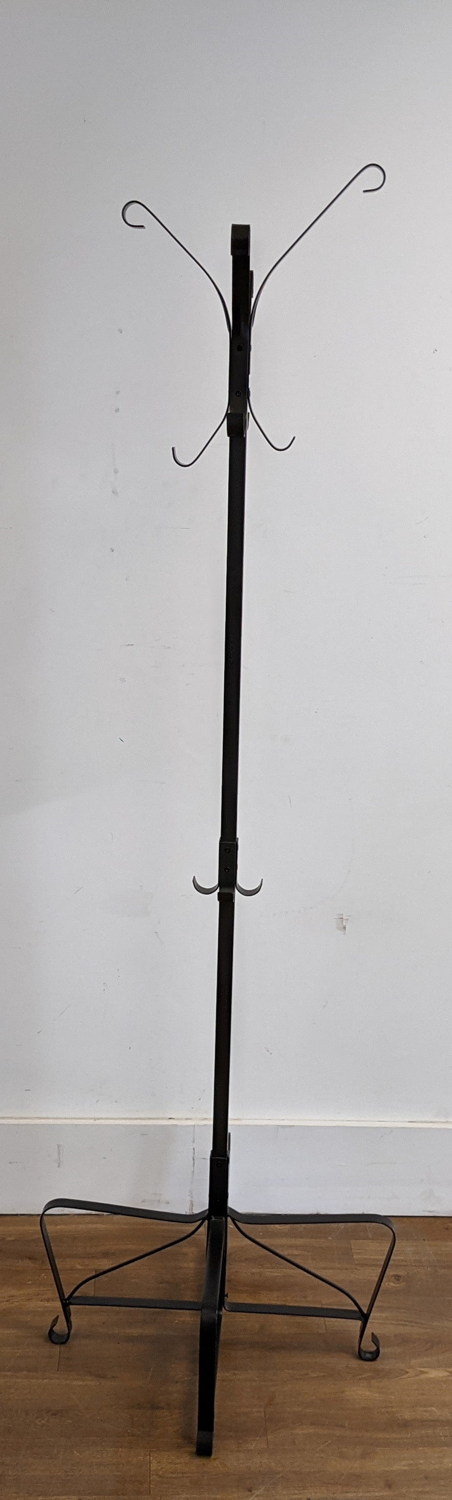 IKEA PORTIS Hat & Coat Stand, Pewter Grey - 185816