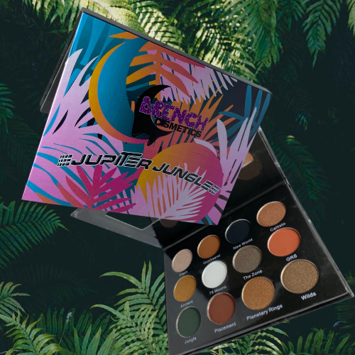 Jupiter Jungle Eyeshadow Palette