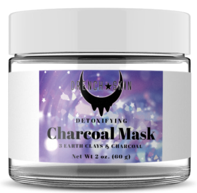Drench Skin Charcoal Detoxifying Mask