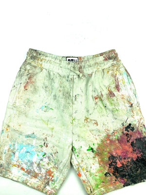 Painted Shorts 1