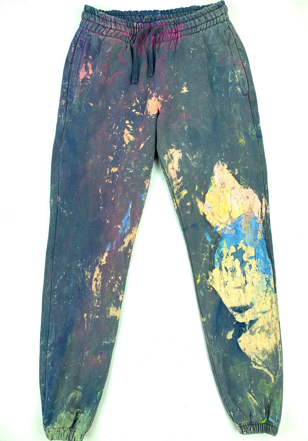 Painted Sweats 1