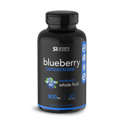 Blueberry Concentrate, 800mg, 60 SoftGels