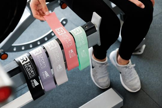 Mini Loop Bands, 5 Colour Variety Pack