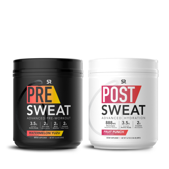 Limited Edition Pre and Post Sweat Bundle
