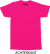 KNOLLER COLOR TEE ROZE