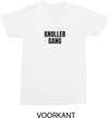 KNOLLER GANG TEE WIT