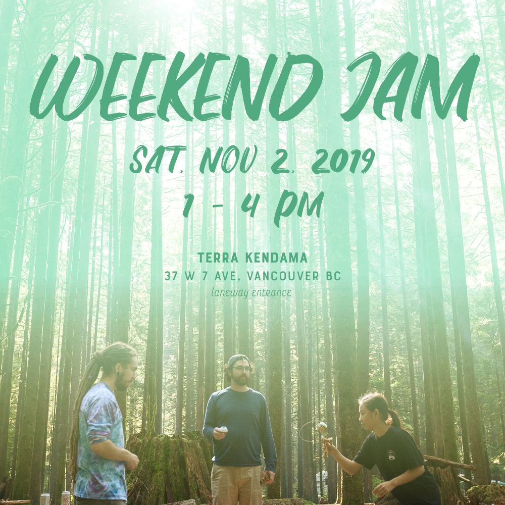 Nov 2, 2019 - Weekend Jam!