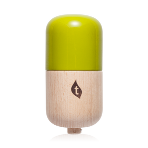 Terra Pill - JUMBO Lemongrass Green