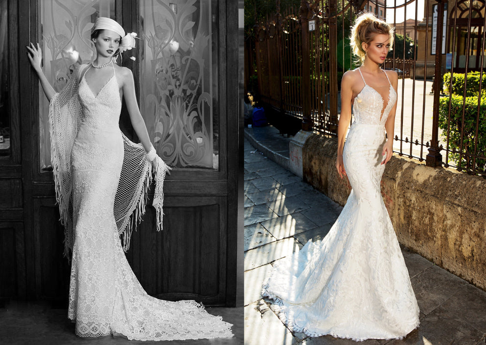 Bridal Fashion through the ages: The Glamorous 1930s
