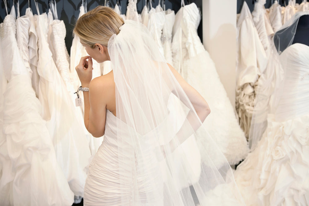 5 Top Tips for Choosing Your Dream Wedding Dress