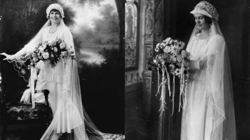 Bridal Fashion through the Ages: The Roaring 20's