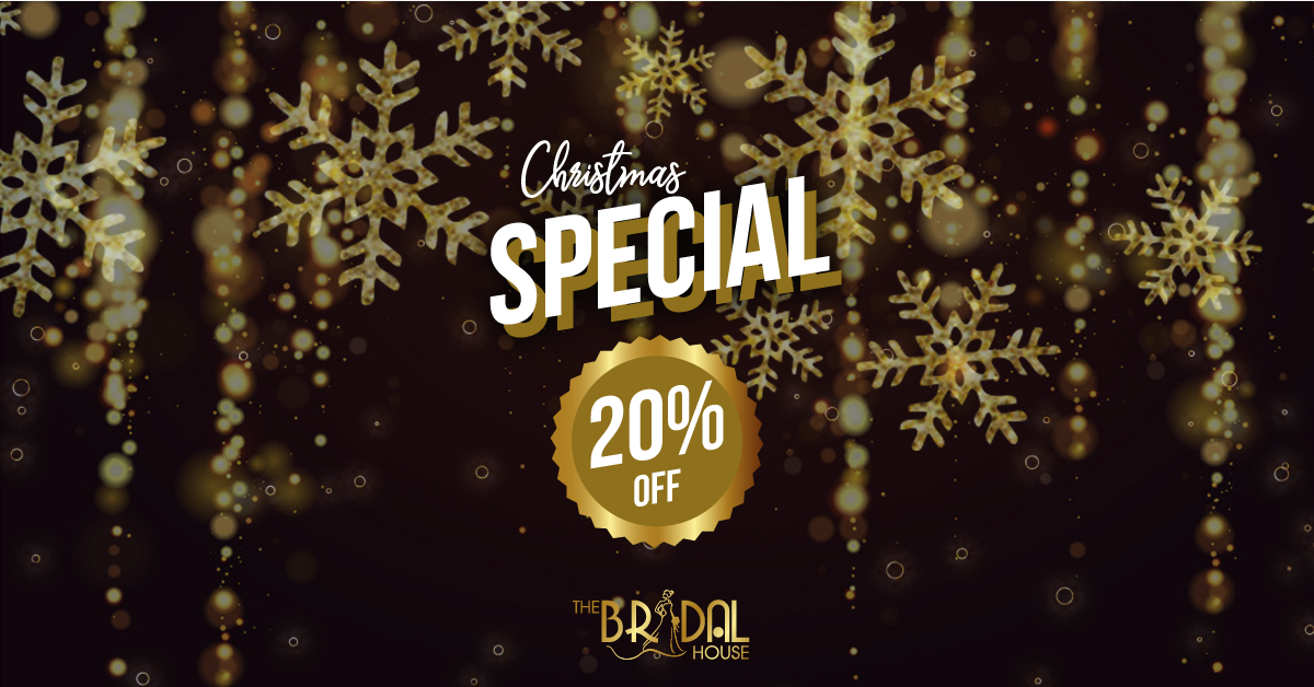 Christmas Special <br> 1st - 31st December