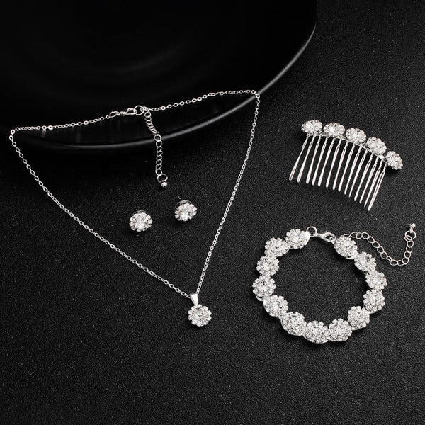 Bridal Jewellery Set - The Bridal House