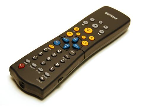 Philips Replacement RC2550/01 Remote Control 312814711110 DVD751